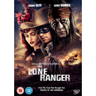 Produktbilde for The Lone Ranger (UK-import) (DVD)