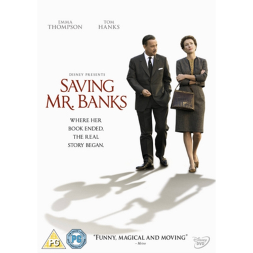 Saving Mr. Banks (UK-import) (DVD)
