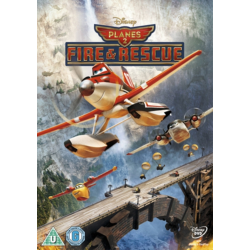 Planes: Fire And Rescue (UK-import) (DVD)