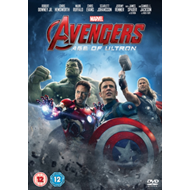 Produktbilde for Avengers: Age Of Ultron (UK-import) (DVD)