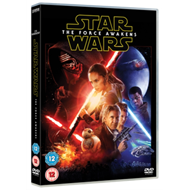 Produktbilde for Star Wars: The Force Awakens (UK-import) (DVD)
