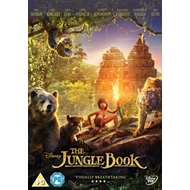 Jungle Book (UK-import) (DVD)