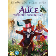 Produktbilde for Alice Through The Looking Glass (UK-import) (DVD)