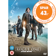 Produktbilde for Rogue One: A Star Wars Story (UK-import) (DVD)