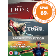 Produktbilde for Thor: 3-Movie Collection (UK-import) (DVD)