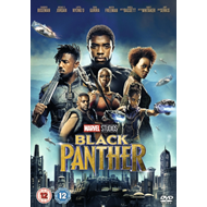 Produktbilde for Black Panther (UK-import) (DVD)