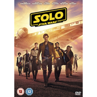 Solo - A Star Wars Story (UK-import) (DVD)
