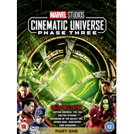 Marvel Studios Cinematic Universe: Phase Three - Part One (UK-import) (DVD)