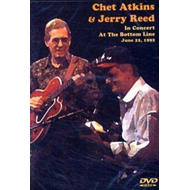 Chet Atkins & Jerry Reed In Concert At T (UK-import) (DVD)