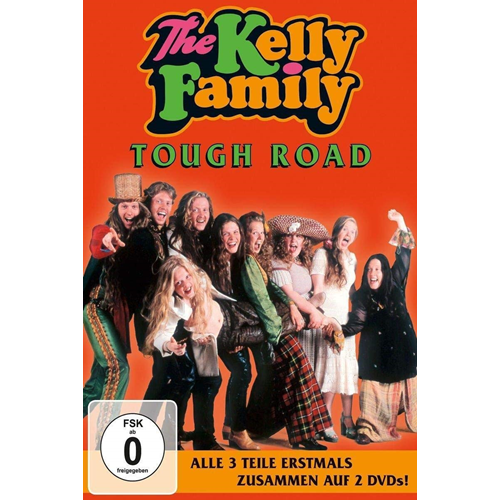 The Kelly Family - Tough Road (DVD)