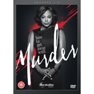 How To Get Away With Murder: Seasons 1-2 (UK-import) (DVD)