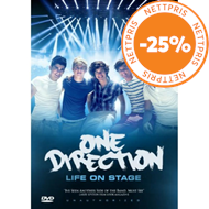 Produktbilde for One Direction: Life On Stage (UK-import) (DVD)