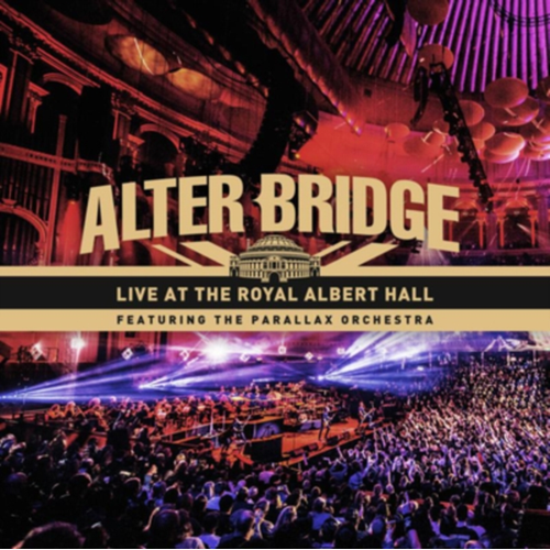 Alter Bridge: Live At The Royal Albert Hall Featuring The... (UK-import) (Blu-ray + DVD + 2CD)