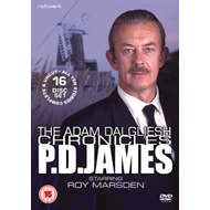 Produktbilde for The Adam Dalgliesh Chronicles: P.D. James (UK-import) (DVD)