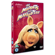 Muppets Take Manhattan (UK-import) (DVD)