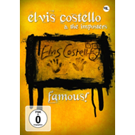 Produktbilde for Elvis Costello And The Imposters: Famous! (UK-import) (DVD)