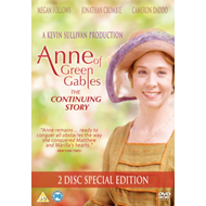 Produktbilde for Anne Of Green Gables: The Continuing Story (UK-import) (DVD)