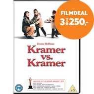 Produktbilde for Kramer Vs Kramer (UK-import) (DVD)