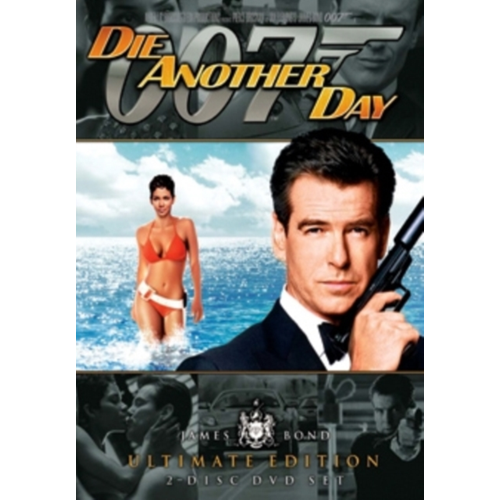 Die Another Day (UK-import) (DVD)