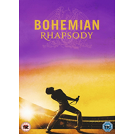 Produktbilde for Bohemian Rhapsody (UK-import) (DVD)