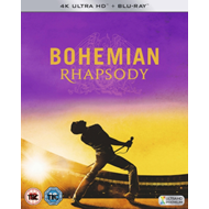 Produktbilde for Bohemian Rhapsody (UK-import) (4K Ultra HD + Blu-ray)