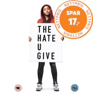 Produktbilde for The Hate U Give (UK-import) (DVD)