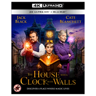 The House With A Clock In Its Walls (UK-import) (4K Ultra HD + Blu-ray)