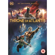Justice League: Throne Of Atlantis (UK-import) (DVD)