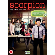 Scorpion - Sesong 4 (UK-import) (DVD)