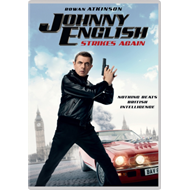 Produktbilde for Johnny English Strikes Again (UK-import) (DVD)