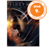 Produktbilde for First Man (UK-import) (DVD)