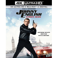 Produktbilde for Johnny English Strikes Again (UK-import) (4K Ultra HD + Blu-ray)