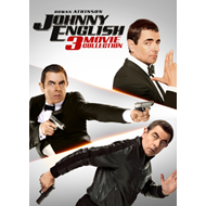 Produktbilde for Johnny English: 3-Movie Collection (UK-import) (DVD)