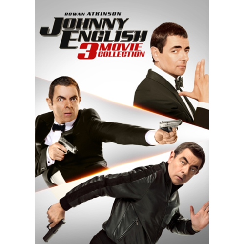 Johnny English: 3-Movie Collection (UK-import) (DVD)