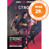 Produktbilde for Strong By Zumba (UK-import) (DVD)