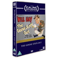 Produktbilde for The Goose Steps Out (UK-import) (DVD)