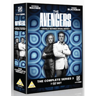 Avengers: The Complete Series 3 (UK-import) (DVD)