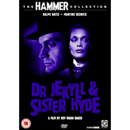 Produktbilde for Dr Jekyll And Sister Hyde (UK-import) (DVD)