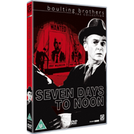 Seven Days To Noon (UK-import) (DVD)