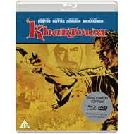 Khartoum - Eureka Classics (UK-import) (Blu-ray + DVD)