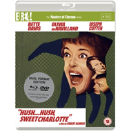 Produktbilde for Hush... Hush, Sweet Charlotte - The Masters Of Cinema Series (UK-import) (Blu-ray + DVD)