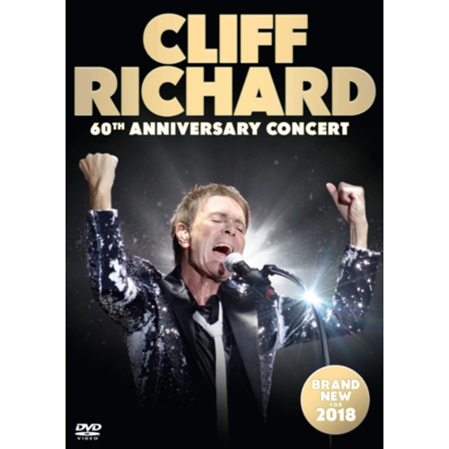 Cliff Richard: 60th Anniversary Concert (UK-import) (DVD)