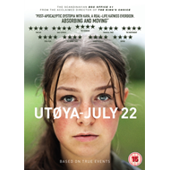 Utøya (UK-import) (DVD)