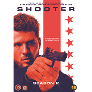 Produktbilde for Shooter - Sesong 2 (DVD)