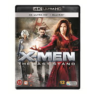 X-Men: The Last Stand (4K Ultra HD + Blu-ray)