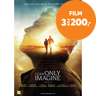 Produktbilde for I Can Only Imagine (DVD)