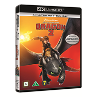 Produktbilde for Dragetreneren 2 (4K Ultra HD + Blu-ray)