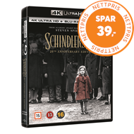 Schindler's List - 25th Anniversary Edition (4K Ultra HD + Blu-ray)