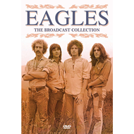 Produktbilde for Eagles - The Broadcast Collection (DVD)