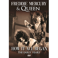 Queen - How It All Began (DVD)